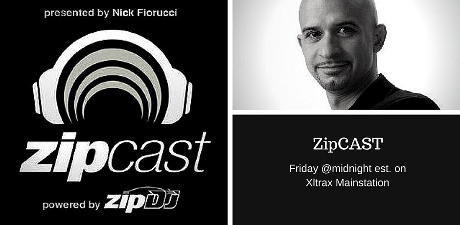 Zipcast on xltrax