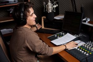 become an internet radio DJ